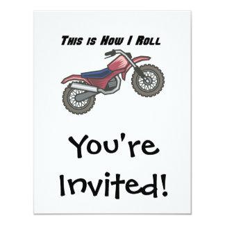 How I Roll (Dirt Bike) Card