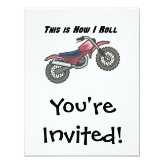 How I Roll (Dirt Bike) Custom Announcement