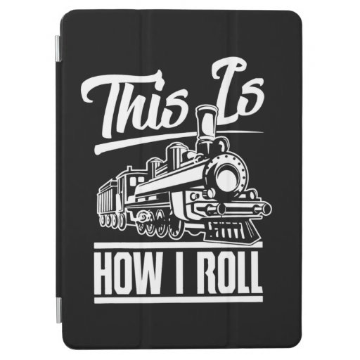 How I Roll iPad Air Cover