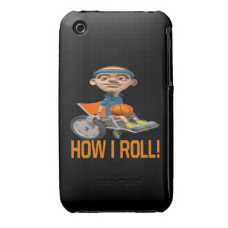 How I Roll iPhone 3 Case