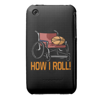 How I Roll iPhone 3 Cover