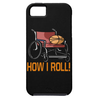 How I Roll iPhone SE/5/5s Case