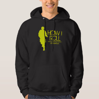 How I Roll, Marching Soldier Hooded Pullover
