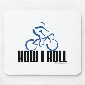 How I Roll Mouse Pad