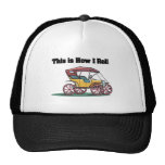 How I Roll (Old-fashioned Buggy/Car) Trucker Hat