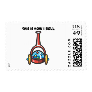 How I Roll (Popping Toy) Stamps