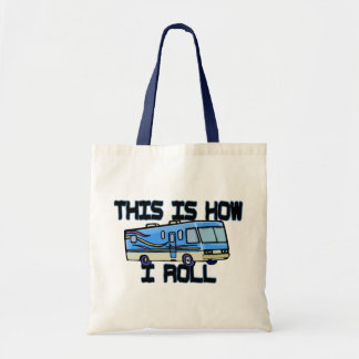How I Roll RV Canvas Bags