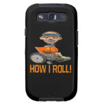 How I Roll Samsung Galaxy S3 Cover