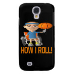 How I Roll Samsung Galaxy S4 Cover