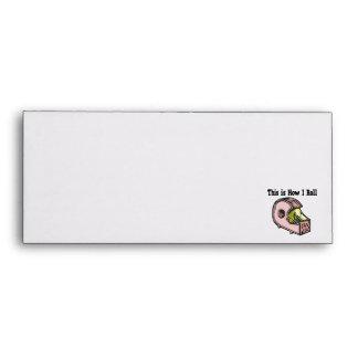 How I Roll Tape Envelope