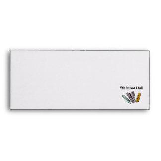 How I Roll Wallpaper Envelope