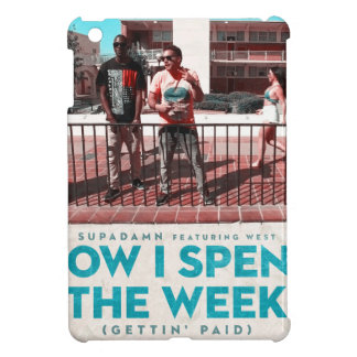 How I Spent the Week (Gettin' Paid) Cover iPad Mini Covers