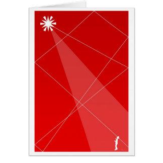 How I Wonder Card