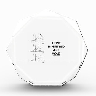 How Inhibited Are You? (Chemistry Enzyme Kinetics) Awards