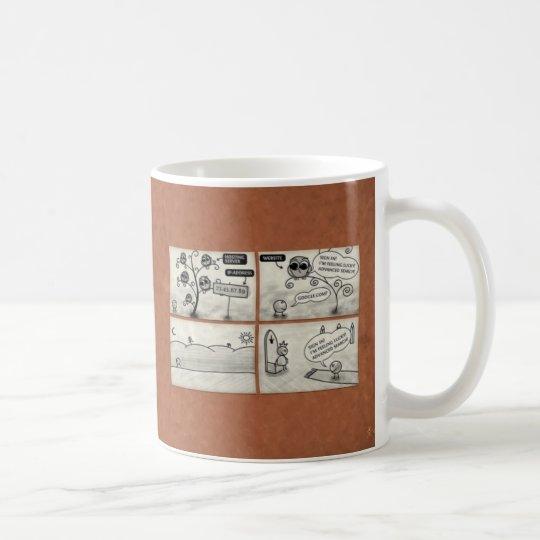 How Internet Works Coffee Mug