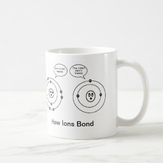 How Ions Bond Coffee Mug