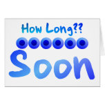 How Long Greeting Cards