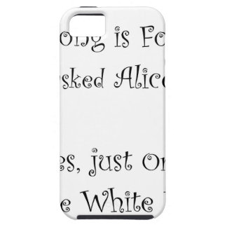 How Long Is Forever Alice iPhone SE/5/5s Case