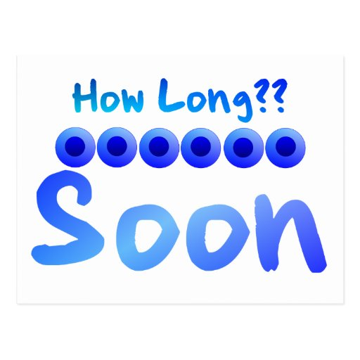 How Long Post Card