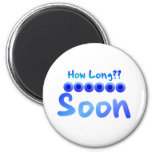 How Long Refrigerator Magnets