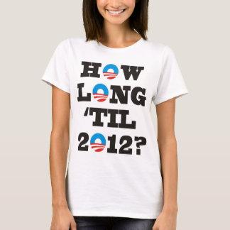 How long 'til 2012? T-Shirt