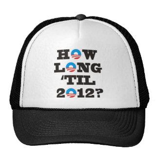 How long 'til 2012? trucker hat