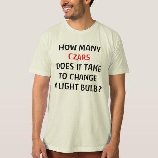 How Many Czars? T Shirts