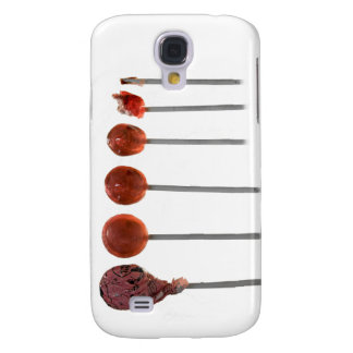 How Many Licks does it Take? Samsung Galaxy S4 Cover