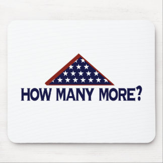 How Many More? Mouse Pad