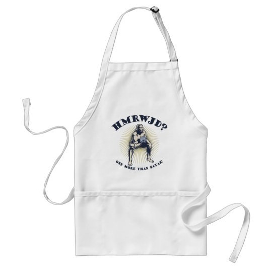 How Many Reps? Adult Apron