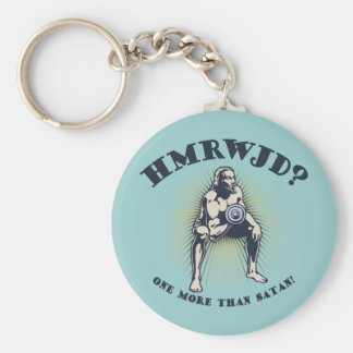 How Many Reps? Keychain