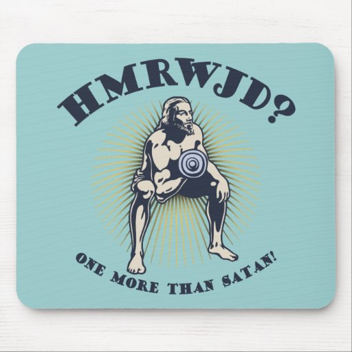 How Many Reps? Mouse Mat