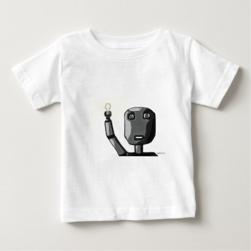 How Many Robots Does It Take 2 Baby T-Shirt