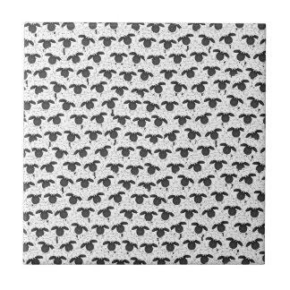 How many sheep? ceramic tile