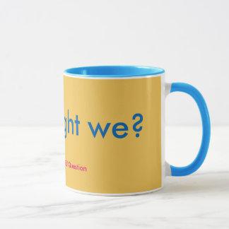 How Might We? Mug