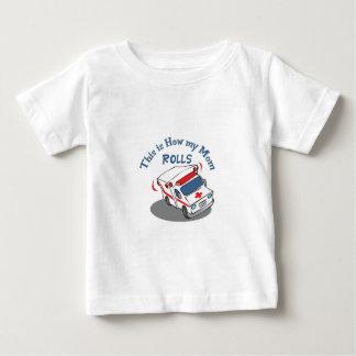 How Mom Rolls Baby T-Shirt