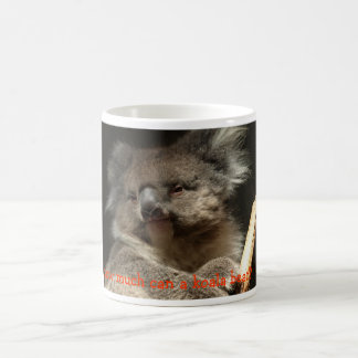 How much can a koala bear? coffee mug