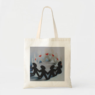How much do I love thee Cotton tote Canvas Bag