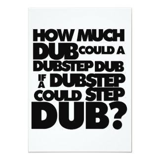 How Much Dubstep? Card