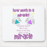 How Much is a Miracle? Mousepads