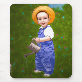How my Flowers Grow Mouse Pad