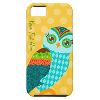 How Now Blue Owl? iPhone 5 Covers