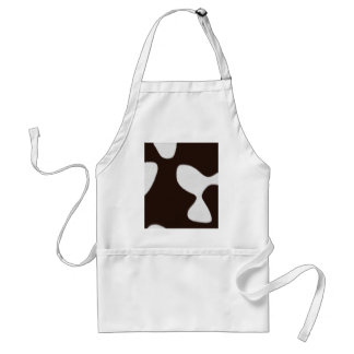 How Now Brown cow Adult Apron