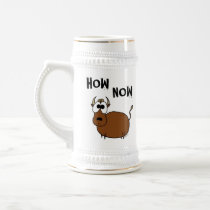 How Now Brown Cow Stein