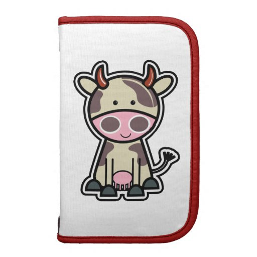 How Now Brown Cow Sticker Planner