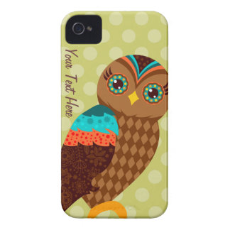 How Now Brown Owl? iPhone 4 Covers