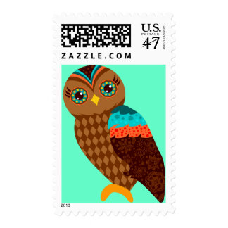How Now Brown Owl? Postage