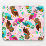 How Now Little Owl? Mouse Pad