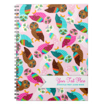 How Now Little Owls? Notebook