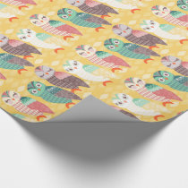 How Now Little Owls? Wrapping Paper